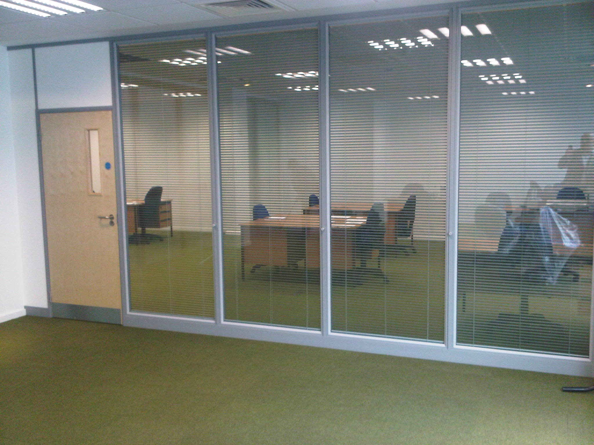 Demountable Partitions Partitioning Systems
