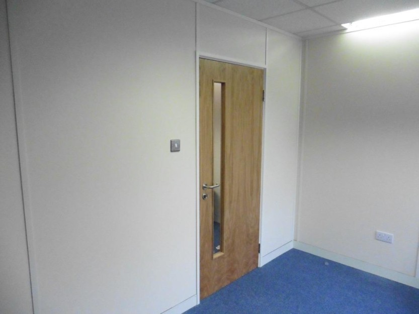 Fire Rated Partition Partitioning Systems