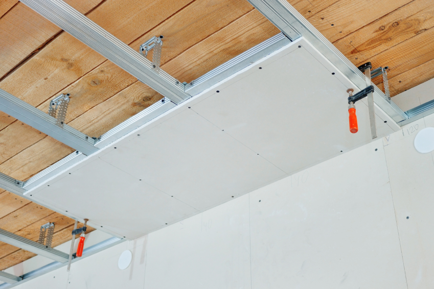 Donn Ceiling System MF Ceilings | Contract Interior Systems